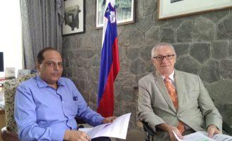 Diplomacyindia.com Exclusive Interview with Ambassador of Slovenia to India, H. E. Mr. Jozef Drofenik