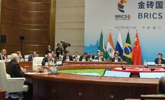 China announces $76 mn for BRICS economic cooperation