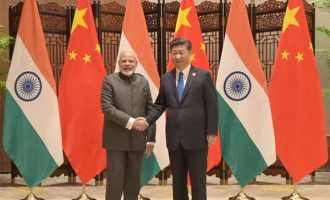 Xi calls for 'healthy, stable' ties between China, India