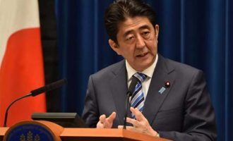 Japanese PM Abe to arrive on Wednesday