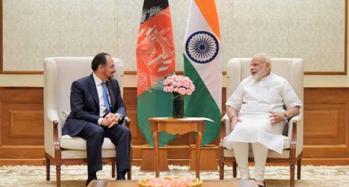 India, Afghanistan committed to fighting cross-border terrorism