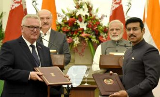 India, Belarus agree to elevate bilateral relationship