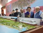 Modi, Abe lay foundation stone of high-speed rail project