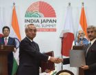 India, Japan sign sign 15 agreements
