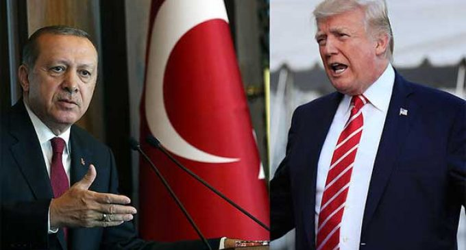 US, Turkey mutually suspend visa services