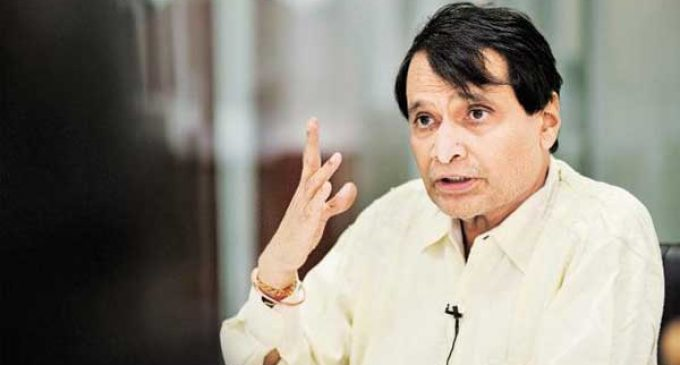 India, Bangladesh working on free trade agreement: Prabhu