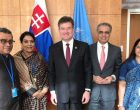 UN General Assembly President discusses reform with Indian MPs