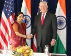 Sushma meets US Secretary of State