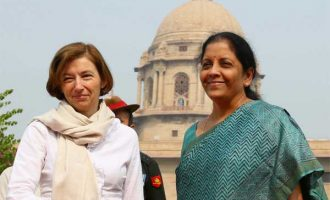 Sitharaman meets French counterpart on boosting defence ties
