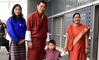 Post-Doklam, Bhutanese King arrives on four-day India visit