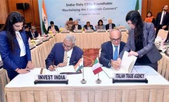 Indian CEOs propose institutionalising roundtable with Italy
