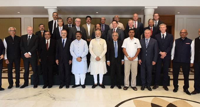 India looks at strategic partnership with oil producers