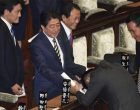 Shinzo Abe re-elected as Japanese PM
