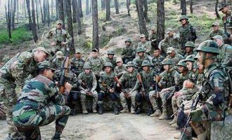 India, Kazakhstan begin joint army exercise