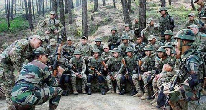 India, Kazakhstan begin joint army exercise