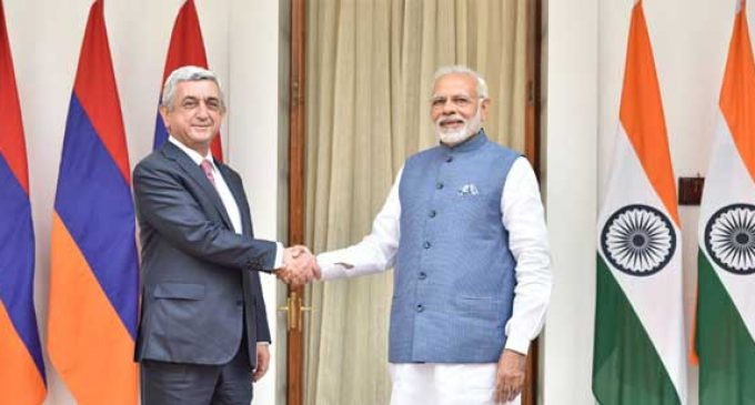 India, Armenia review bilateral ties across multiple sectors