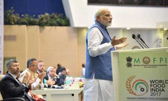 With 100% FDI, food sector priority in 'Make In India': Modi