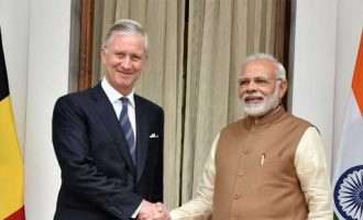 India invites investment from Belgian industry