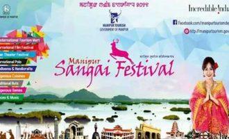 Manipur to host International Sangai fest from Nov 21