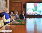 Modi, Hasina, Mamata flag-off Bandhan Express