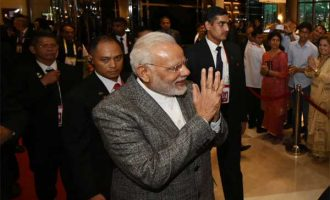 PM Modi arrives in Philippines for Asean, East Asia summits