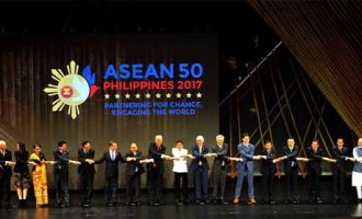 31st Asean Summit begin in Philippines
