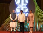 PM Modi attends opening ceremony of 31st Asean Summit