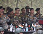 India, Bangladesh joint military exercise concludes