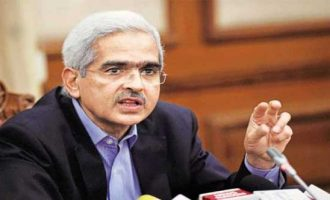 Shaktikanta Das appointed India's G20 Sherpa