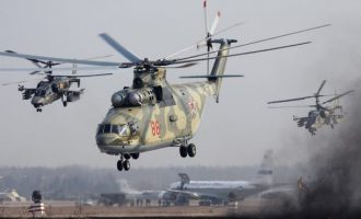 Russia, India to sign contract for overhaul of Mi-26 choppers