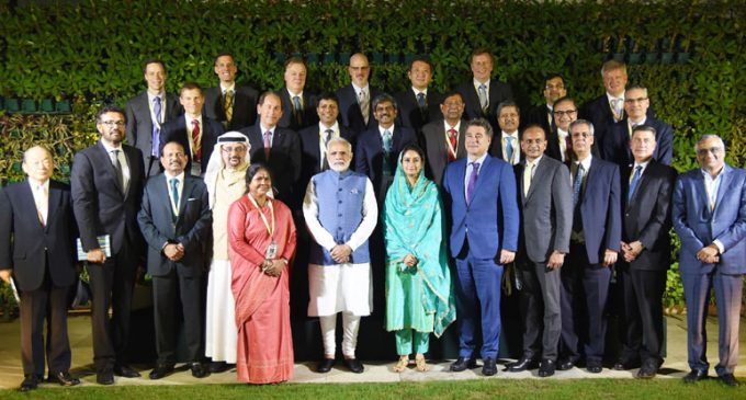 Food CEOs interact with PM Modi; appreciate GST, FDI liberalisation