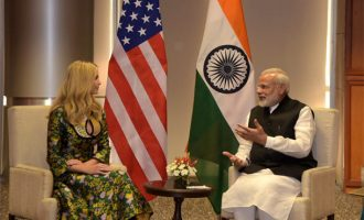 Modi hard sells India, Ivanka for equitable laws for women