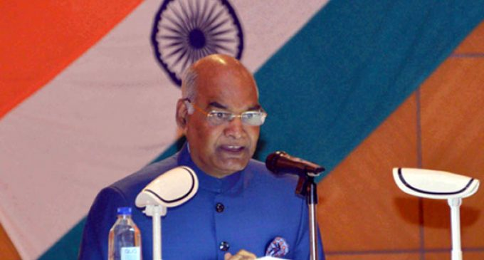 President Kovind to visit Mauritius, Madagascar