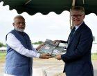 PM Modi visits rice research centre in Philippines