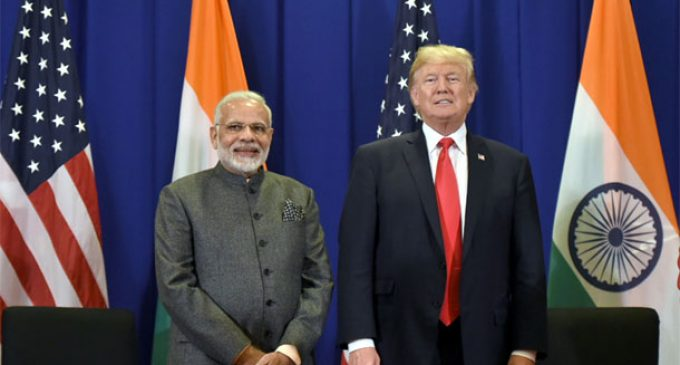 Modi, Trump have 'warm, productive meeting' in Manila