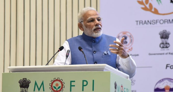 PM Modi flaunts ease of doing business ranking to seek global investment