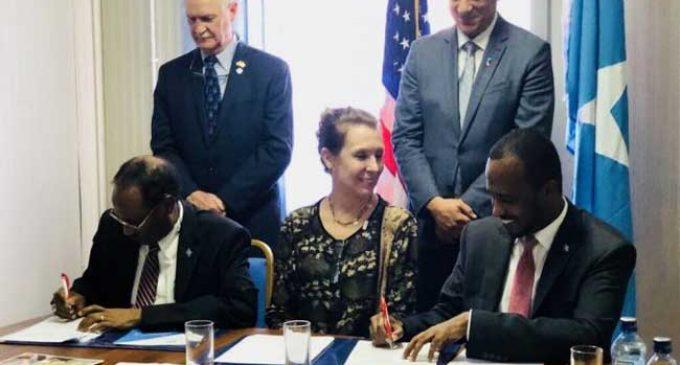 Somalia, UN sign four-year development strategy