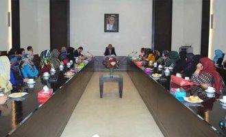 Afghan women seeks training in India to create sustainable livelihood