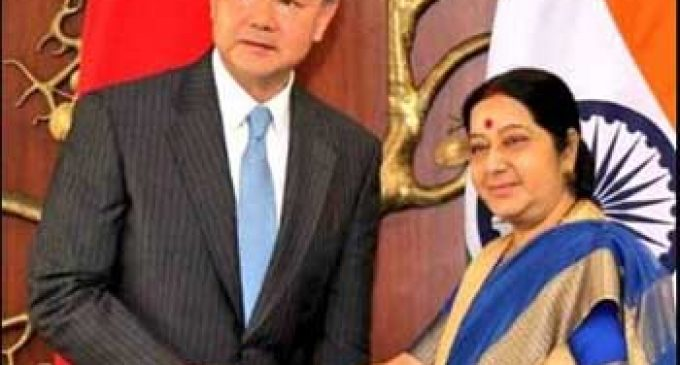 Doklam 'severely' strained India-China ties: Wang told Sushma