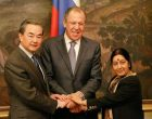 India, Russia, China for stable Afghanistan