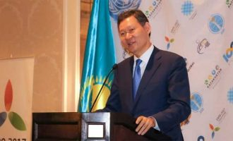 Create International Diwali Day at UN: Kazakh diplomat