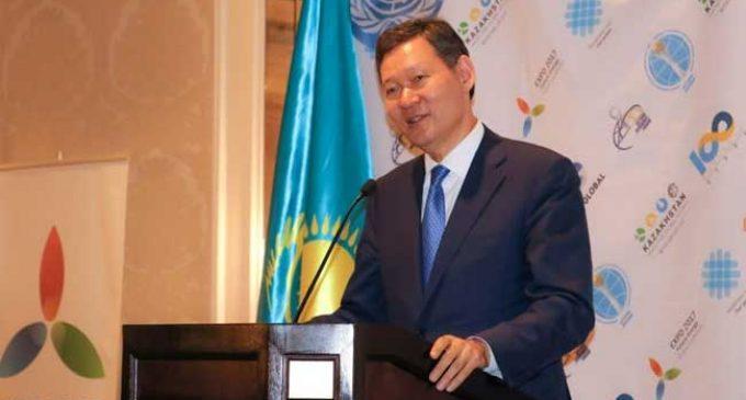 Create International Diwali Day at UN: Kazakh diplomat
