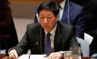 China calls for unity of international community over Jerusalem