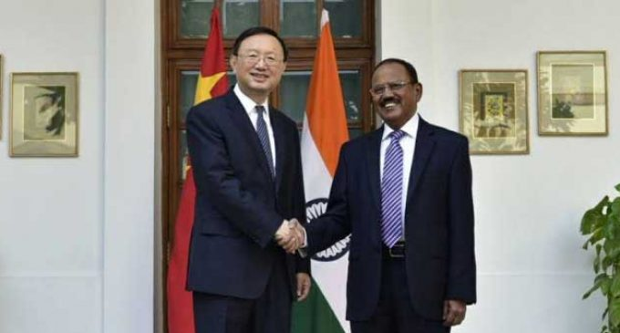 Post-Doklam, India, China agree on need to maintain border peace