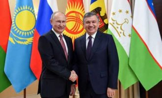 Informal meeting of the CIS Heads of States