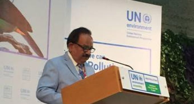 India to play constructive, balanced role in UN climate summit : Harsh Vardhan