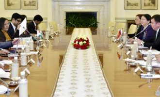 India – ​Kyrgyz Republic Foreign Office Consultations take place in New Delhi​ ​​