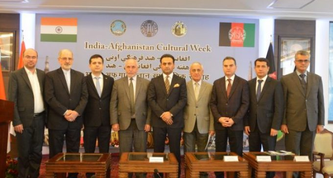 Cultural week festival brings glory to Indo-Afghan relations
