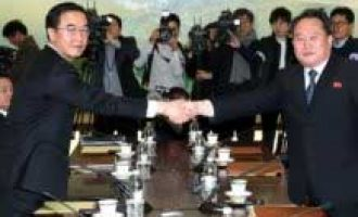 Seoul, Pyongyang begin high-level talks