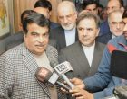 Gadkari holds bilateral talks with  Iranian Minister of Roads and Urban Development